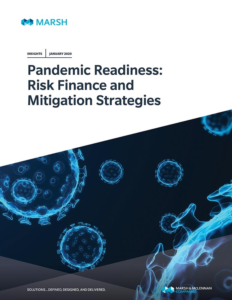 cover image of Pandemic Readiness report