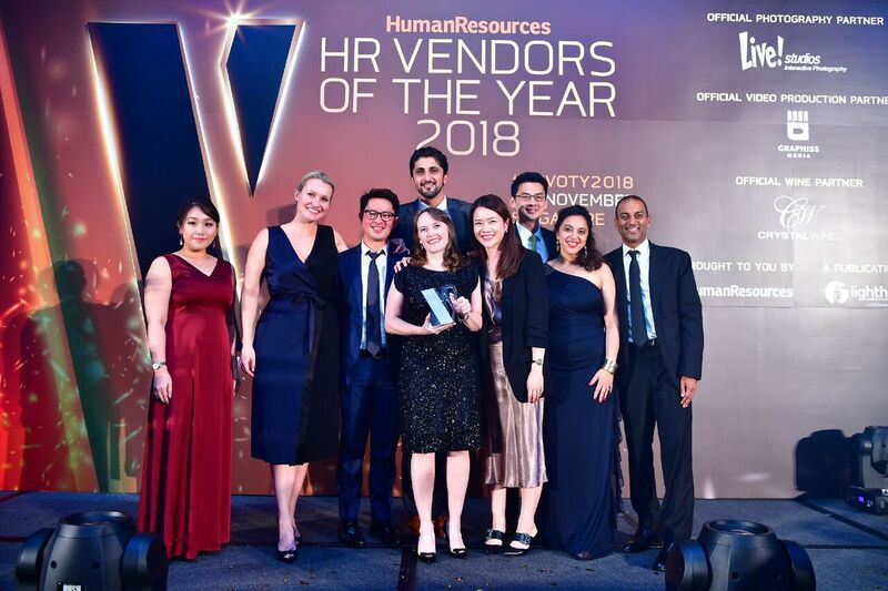 HR Vendors of the Year Awards